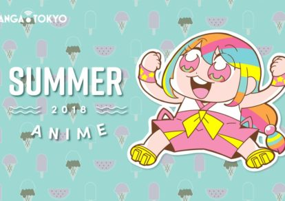 Summer 2018 Anime: Official Twitter Hashtags & Pages