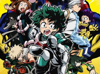 """My Hero Academia"" Key visual 2nd is released"
