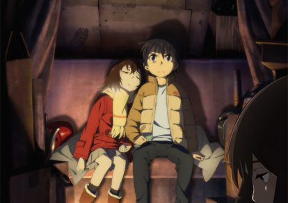 Anime Erased (Boku Dake ga Inai Machi,)