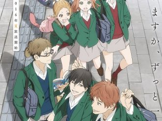 "The teenager manga, ""orange"", with more than 4 million copies sold will be turned into an anime!!"