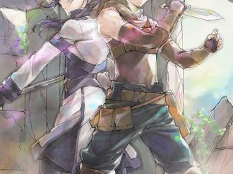 """The 3rd key visuals of the TV anime """"Grimgar of Fantasy and Ash"""" have been released!"""