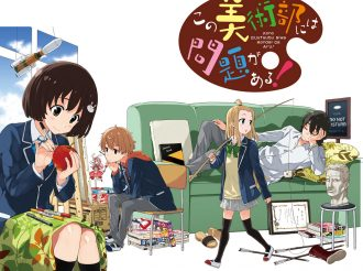 "The main cast of the anime ""Kono Bijutsubu ni wa Mondai ga Aru!"" is announced!"