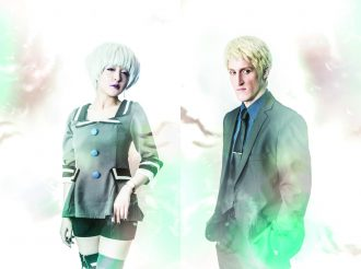 The character designs for the PREMIUM 3D STAGE Terror in Resonance are announced!