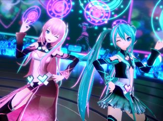 The sixth introduction movie to the music in Hatsune Miku -Project DIVA- X is annouced~Love Dee, Akahitoha~
