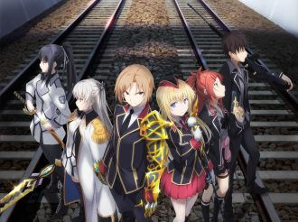 Information on the TV anime, Qualidea Code was released!