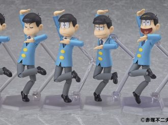 "Movable figure appears from TV anime ""Osomatsusan""!!"