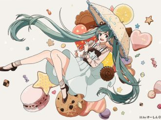 Felissimo and Hatsune Miku are working together to bring you a new item for sale!