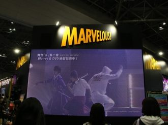 Marvelous booths in AnimeJapan 2016