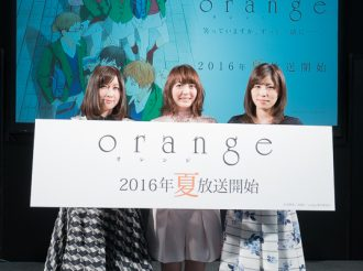 "AnimeJapan 2016 TV Anime ""orange"" Special Event Report"