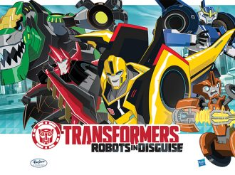 Transformer: Robots in Disguise nominated for the Emmy Award