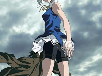 "May'n Sings Opening Song for ""Taboo Tattoo"""