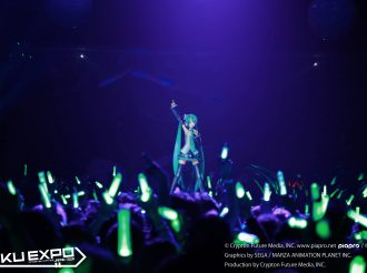 Hatsune Miku First Japan Tour Takes Off From Fukuoka