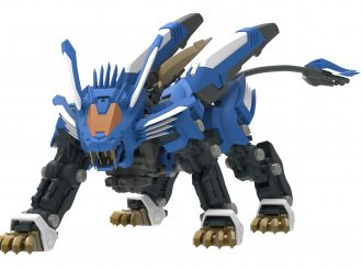 "ZOIDS Action Figure ""ZA Blade Liger AB"" will be released in October 2016!"