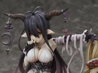 "A New Scale Figure of Danua from ""GRANBLUE FANTASY"" Released"