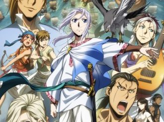 Arslan Senki: Fuujin Ranbu (Summer 2016) Series Review