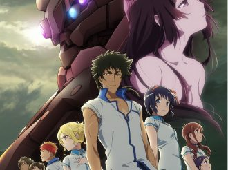 """TV Anime Series """"Kuromukuro"""" Has Released The 2nd Cool Key Visual! Advanced Scene Cuts From Episode 13 Is Now Available!"""
