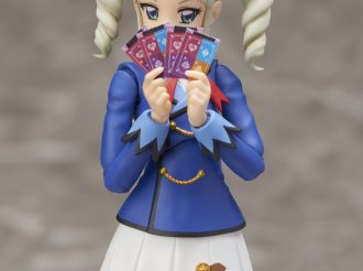 "Yurika Toudou in Anime ""Aikatsu!"" Becomes a Figure in Winter Uniform ver."