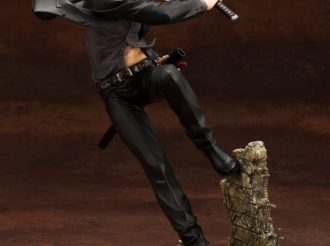 "Figure of Nicolas, a partner of Worick of the Anime ""GANGSTA.""!"
