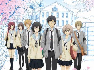 "TV Anime Series ""ReLIFE"" Releases Three Character Songs in a Row Starting August 3!"