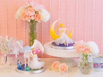 """From """"Sailor Moon"""", """"Chibi-usa & Helios"""" Figure Will Be Released!"""