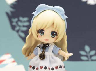 "The 4th Original Character of ""Cu-poche""! ""Alice"" Appears"