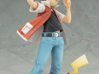 "The 1st Figure of ""Pokemon"" Figure Series From Kotobukiya!"