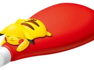 """""""Addicted to Ketchup!"""" Pikachu Goods, 3,000 pc in total for present!"""