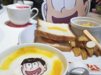 Osomatsu-san Cafe report: so much fun with both tastes and appearances!