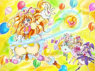 Comments from Mayu Watanabe , and the producer of the latest movie PreCure!