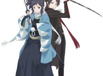 The TV anime, Touken Ranbu: Hanamaru has released its first character drawings!