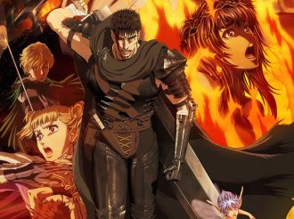 Second Season of TV Anime Berserk to Air in Spring 2017!