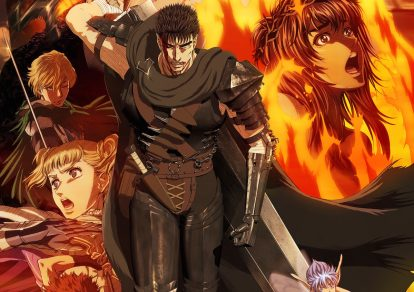 Key Visual of Anime Berserk (2016)