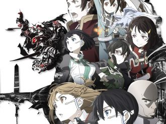 Sword Art Online THE MOVIE – Ordinal Scale – Coming to theaters in Spring 2017!