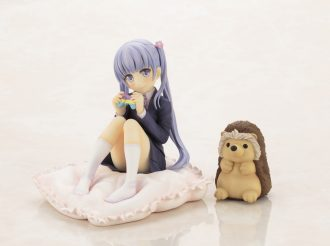 """NEW GAME!"" will be releasing a 1/8 scale figure of ""Aoba Suzukaze"""