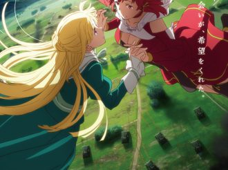 """Shuumatsu no Izetta"", Key Visual and Character Information Has Arrived"