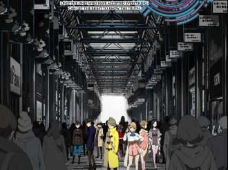 """Occultic;Nine"" latest key visual released!"