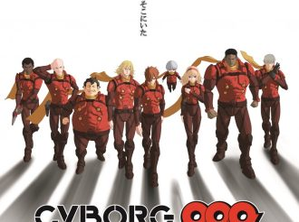 Cyborg 009 Call of Justice: New Promotional Video