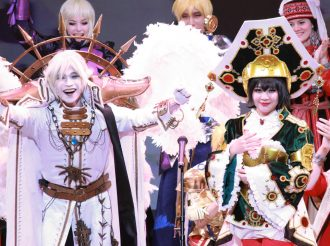 Indonesia is the Winner of the 'World Cosplay Summit 2016'