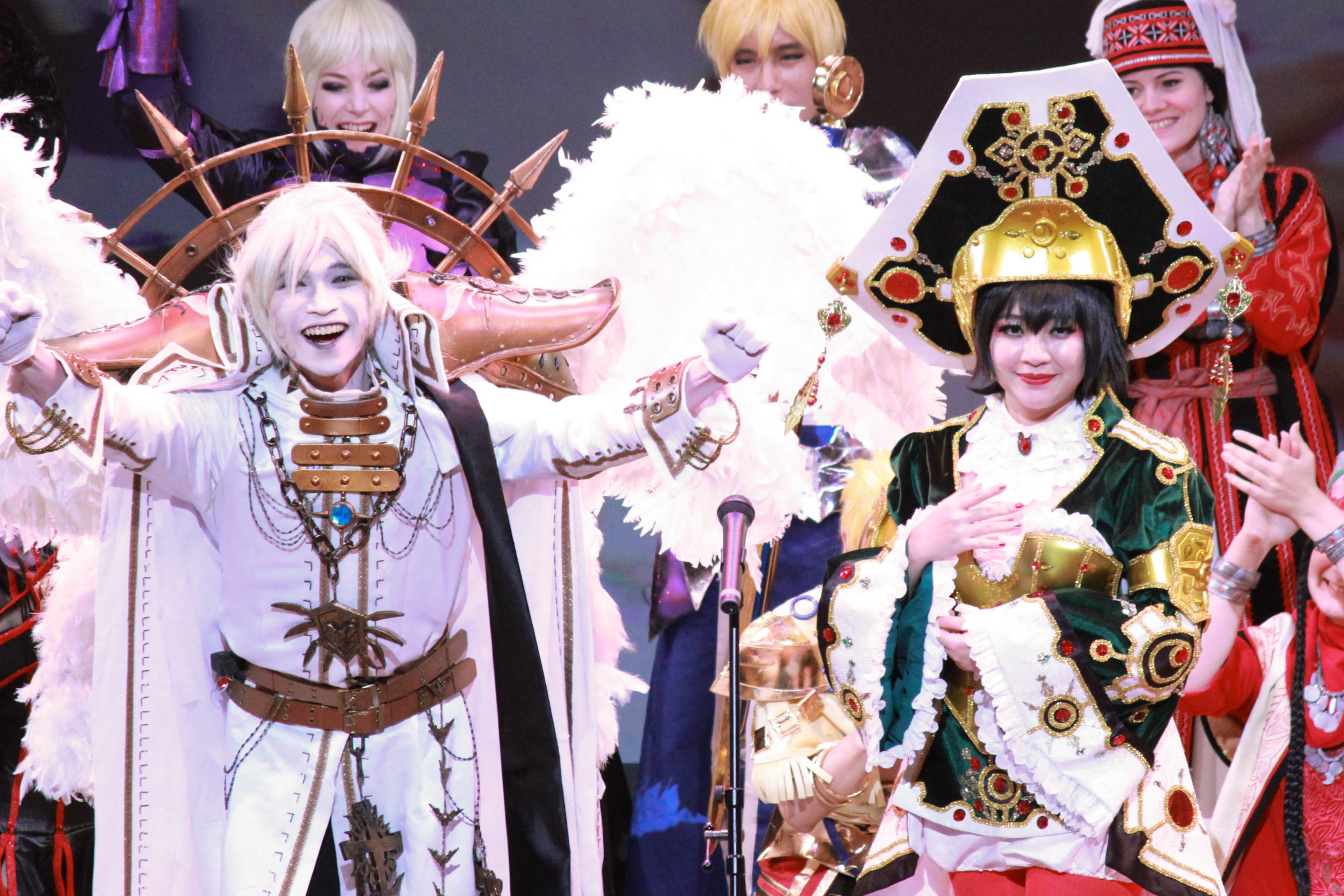 World Cosplay Summit History