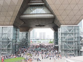 Comiket Event Report Part 2: Guidelines for Comiket