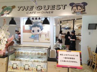 Themed Cafe Report: Yowamushi Pedal Cafe in Ikebukuro Parco