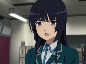 Kuromukuro Episode 24 : New Screenshots Arrived!