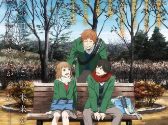 Orange -Future-: Movie Visitor Bonus is a Postcard & Memorial Letter by Ichigo Takano!