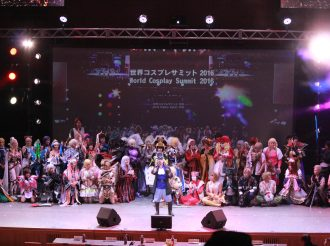 [WCS2016] Event Report: Global Cosplay Gathering