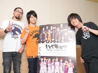 Haikyuu!! Karasuno High V.S. Shiratorizawa High:  Cheering Screening Breaking Report