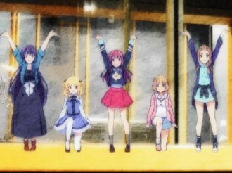 Girlish Number: Itadaki☆High Tension From Beach Episode to be the Third Single