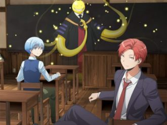 New Visual for Assassination Classroom The Movie : 365 Days