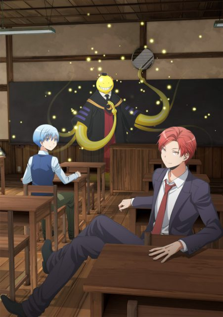 Assassination Classroom The Movie Time Of 365 Days