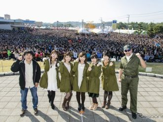Oarai Anko Festival Report: 130.000 Visitors and Over 80 GIRLS und PANZER Anime Cars
