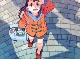 'Little Witch Academia': New Visual and PV with OP/ED Themes